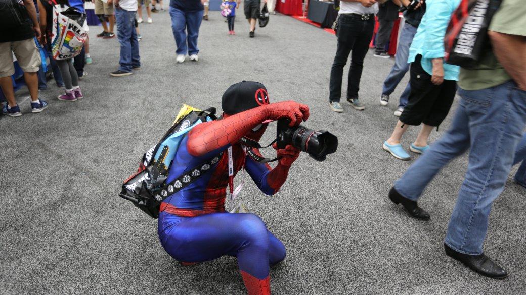 Лучший косплей Comic-Con 2015 - Изображение 15