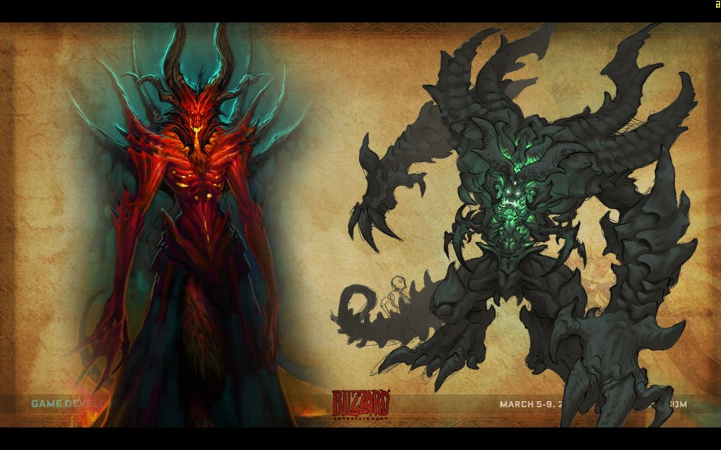 Эксклюзивный арт Diablo III - Изображение 15