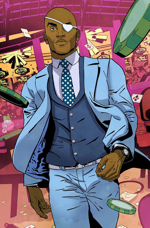 Ник Фьюри – Джеймс Бонд во вселенной Marvel - Изображение 1