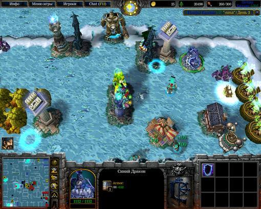 Warcraft iii: the frozen throne пожалуй лучшая стратегия, и платформа для кастомных карт таких как warcraft 3