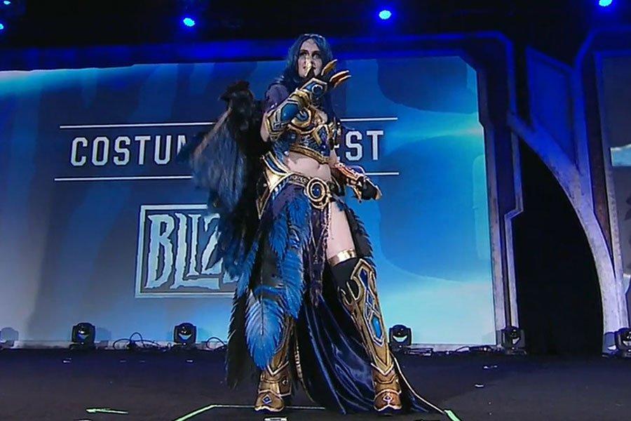 BlizzCon 2014. Конкурс костюмов - Изображение 4