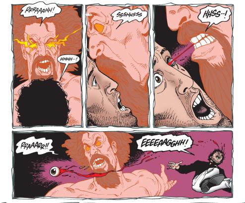 Самые жестокие иотвратительные сцены изкомикса Preacher («Проповедник») - Изображение 23