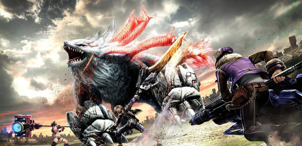 Bandai Namco тизерит «таинственную игру»: на 99% – новую God Eater - Изображение 1