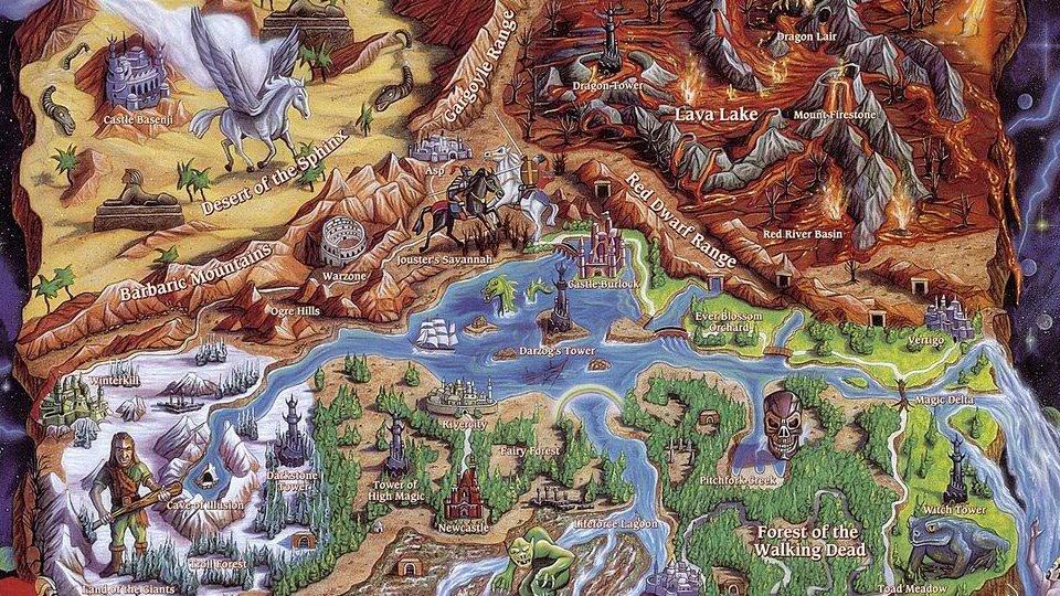 Видеоигры могут облегчить «топографический кретинизм»  - Изображение 1