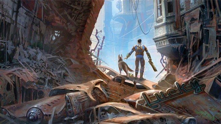 Лучший арт мира Fallout - Изображение 56