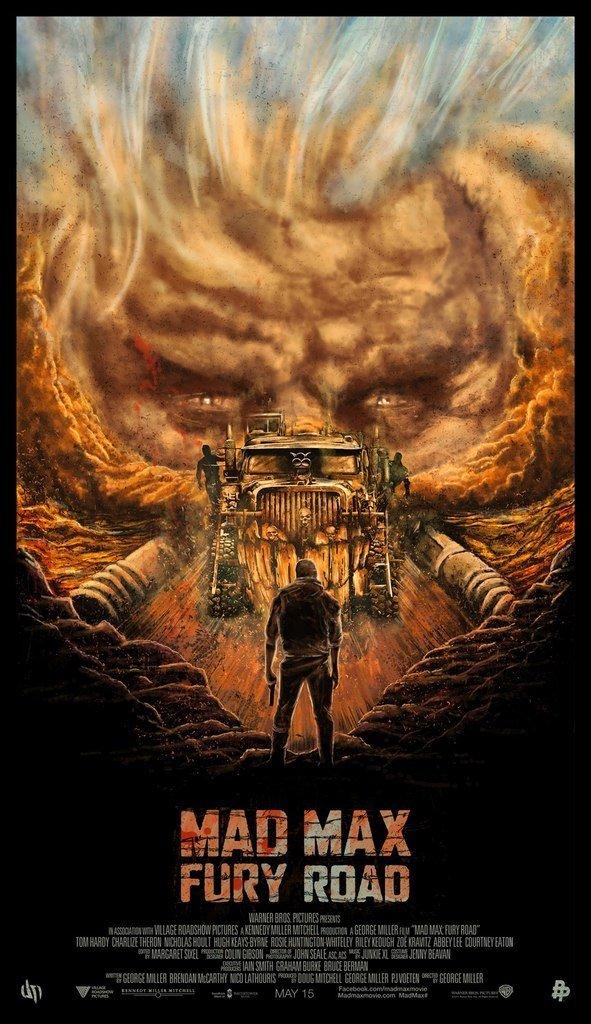 Галерея машин, кадров и постеров к «Безумному Максу: Дорога Ярости» - Изображение 15