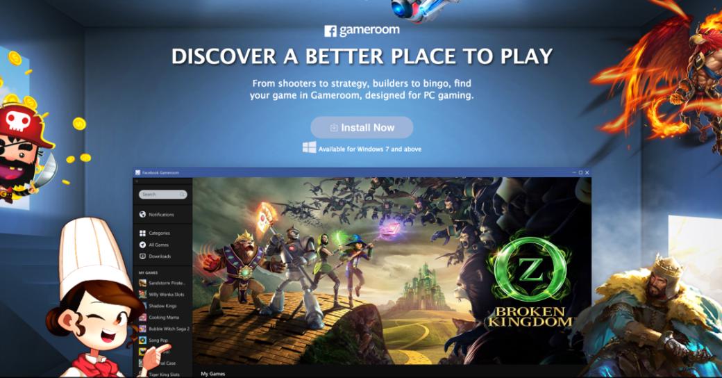 Facebook изобрела свой Steam смобильными ибраузерными играми - Изображение 1