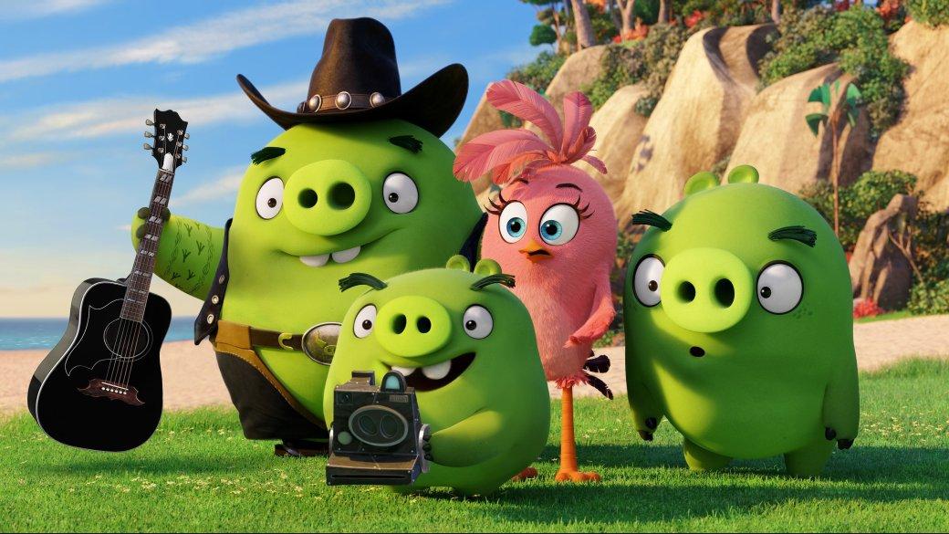 Рецензия на «Angry Birds в кино» - Изображение 5