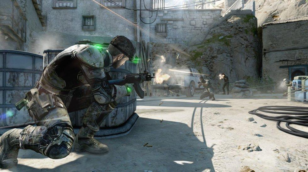 Твои зеленые глаза: превью Splinter Cell: Blacklist - Изображение 4