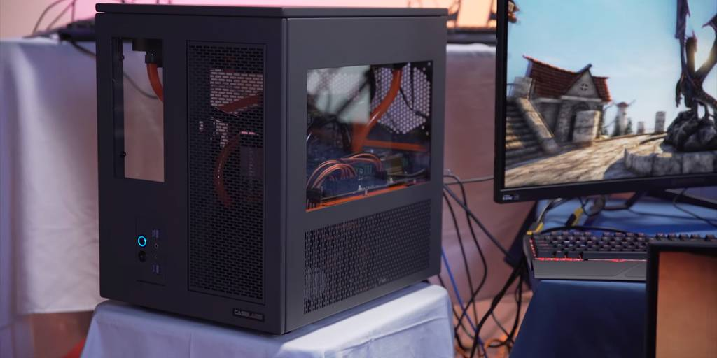 Держите меня семеро: PC за $30000 тянет 7 ОС одновременно - Изображение 1