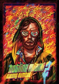 Hotline Miami 2: Wrong Number – фото обложки игры