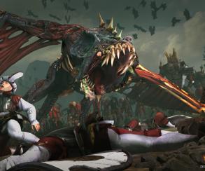 Релизный трейлер Total War: Warhammer открывает обзор на 360°