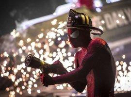 Люди-пауки Тоби Магуайра, Эндрю Гарфилда и Тома Холланда встречаются вместе в фан-трейлере