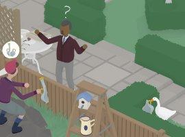 Honk! Тоесть Untitled Goose Game может получить свой набор Lego