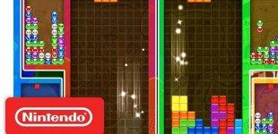 Puyo Puyo Tetris. Трейлер версии для Switch