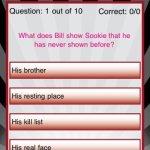 Скриншот True Blood Quizzle – Изображение 2
