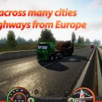 Скриншот Truck simulator: Europe 2 – Изображение 3
