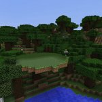 Скриншот Hunt Games - Mine Mini Survival Game with Blocks – Изображение 1
