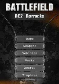 Battlefield BC2 Barracks