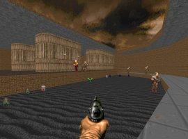 Моддер перенес оружие и врагов из Doom Eternal в Doom 2