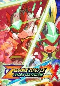 Mega Man Zero/ZX Legacy Collection – фото обложки игры