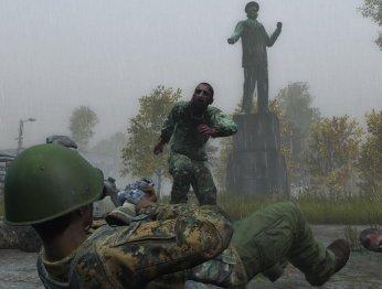 Игры про выживание в зомби-апокалипсисе