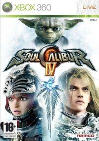 Soulcalibur IV – фото обложки игры