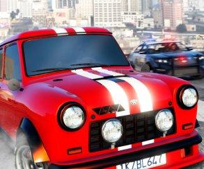 В GTA Online появился новый режим с преследованием на автомобилях