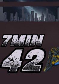 7min42