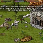 Скриншот Black Moon Chronicles: Winds of War – Изображение 1