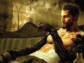 Серия игр Deus Ex