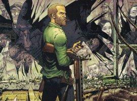 Художник «Ходячих мертвецов» показал, как выгляделбы Дэрил Диксон вкомиксах