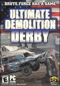 Ultimate Demolition Derby – фото обложки игры