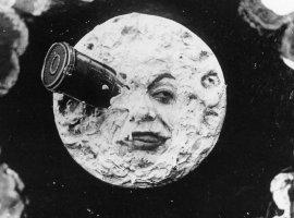Энтузиаст сделал цветную 4К-версию «Путешествия наЛуну»