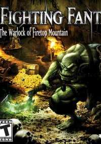 Fighting Fantasy: The Warlock of Firetop Mountain – фото обложки игры