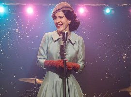 5 причин, почему «Удивительная миссис Мейзел»— один излучших комедийных сериалов