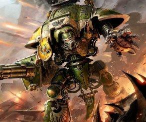 Большой геймплейный ролик Dawn of War III знакомит с космодесантом