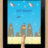 Скриншот Splashy Mermaid - Super Flyer - Advebture of flappy flyer, A – Изображение 1