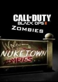 Call of Duty: Black Ops 2 - Nuketown Zombies – фото обложки игры