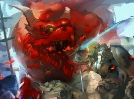 Создатели Persona анонсировали фэнтезийную RPG