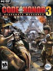 Code of Honor 3: Desperate Measures – фото обложки игры