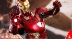 Фигурки пофильму «Мстители: Война Бесконечности»: Танос, Тор, Железный человек идругие герои. - Изображение 181