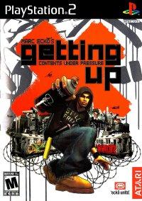 Marc Eckō's Getting Up: Contents Under Pressure – фото обложки игры