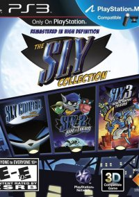 The Sly Collection – фото обложки игры