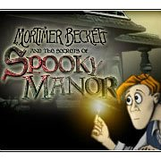 Mortimer Beckett: Spooky Manor – фото обложки игры