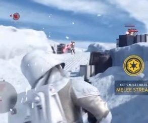 Бессмертие в Star Wars Battlefront