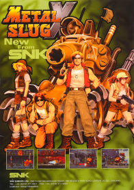 Metal Slug: Super Vehicle - 001