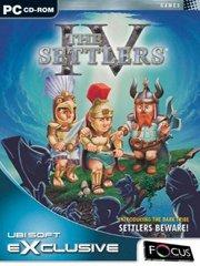 The Settlers 4 – фото обложки игры