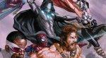 Лучшие обложки комиксов Marvel и DC 2017 года. - Изображение 59