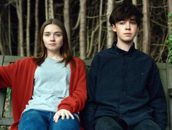 Рецензия на сериал The End of the F***ing World от Netflix